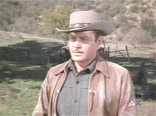 Guy Williams in Bonanza