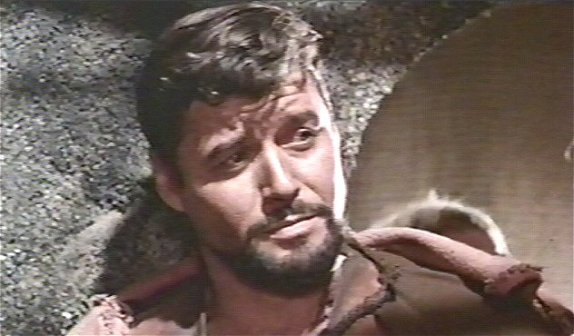 Guy Williams is Captain Sinbad