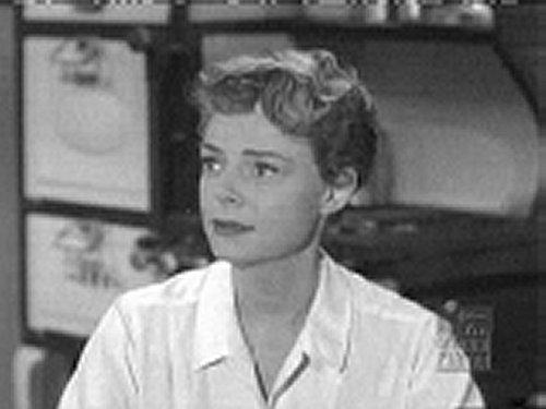 June Lockhart in Lassie episode