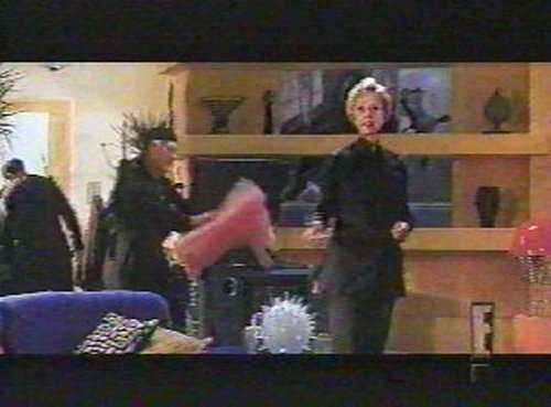 June Lockhart in Lost In Space movie